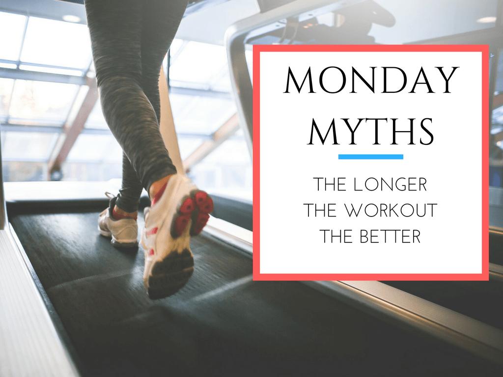 Monday Myths
