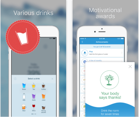 My Water App