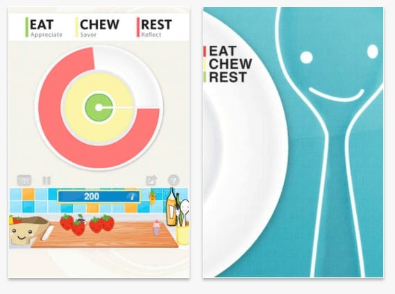 Eat.Chew.Rest app