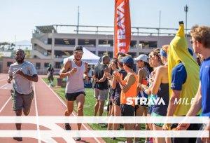 Strava Running Fitness App
