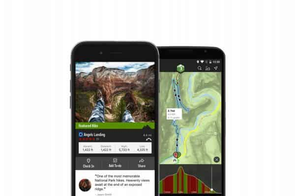 Hiking Project REI Hiking App