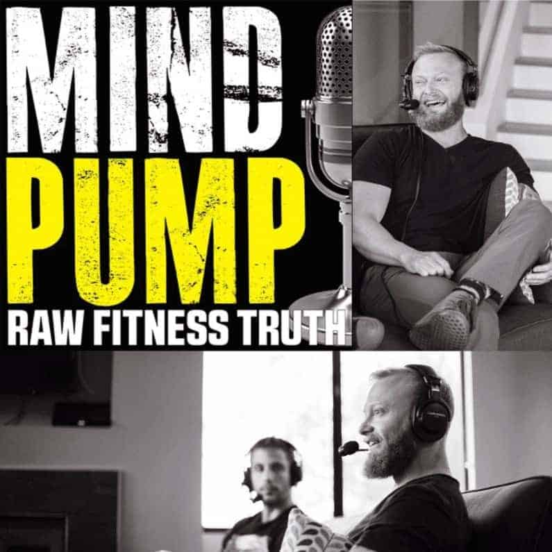 Mind Pump Fitness Podcast