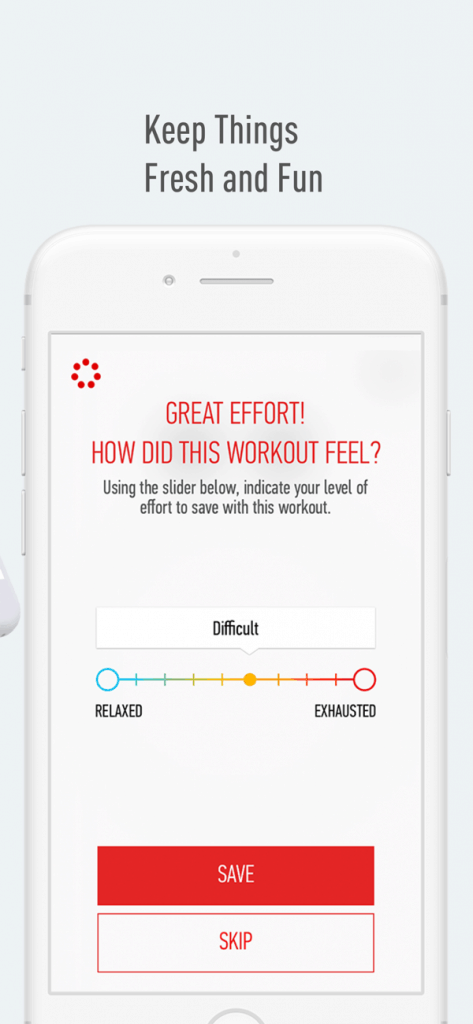 Johnson and Johnson 7 Minute Workout App #4
