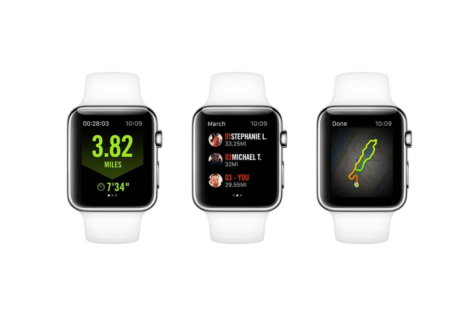 Nike Run Club Running App for Apple Watch