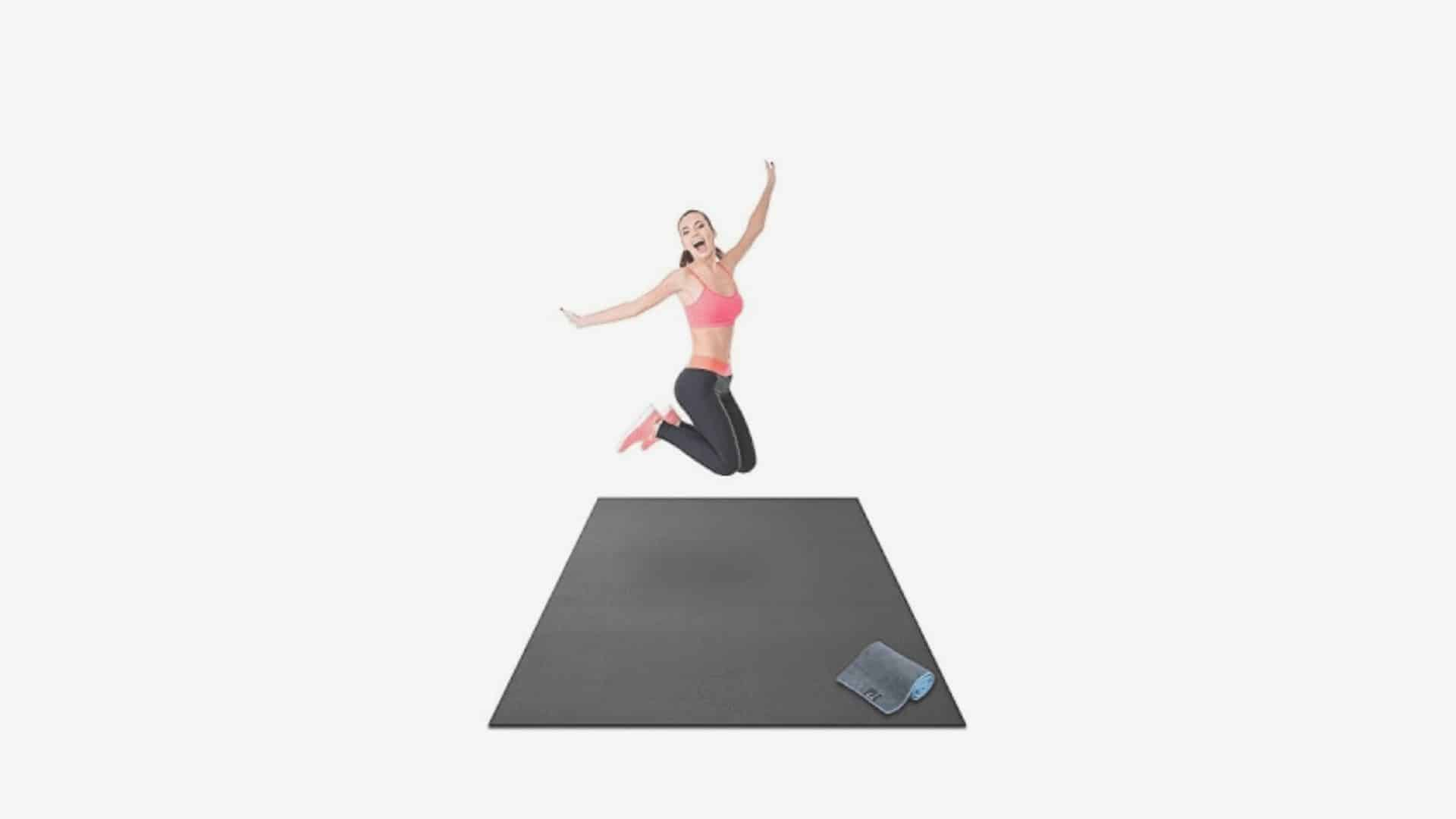 Floor Mat Home Gym
