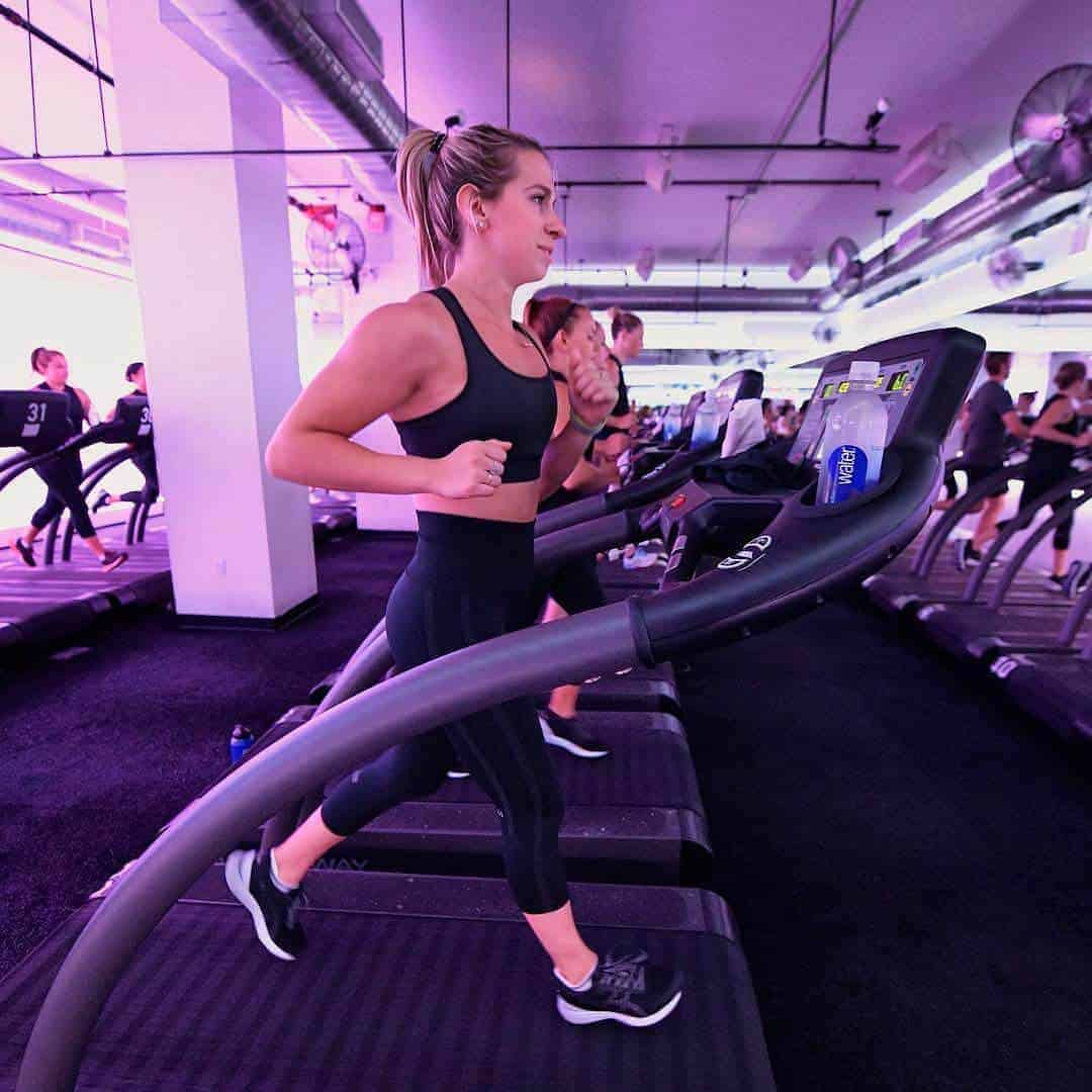 Mile High HIIT Treadmill Workout