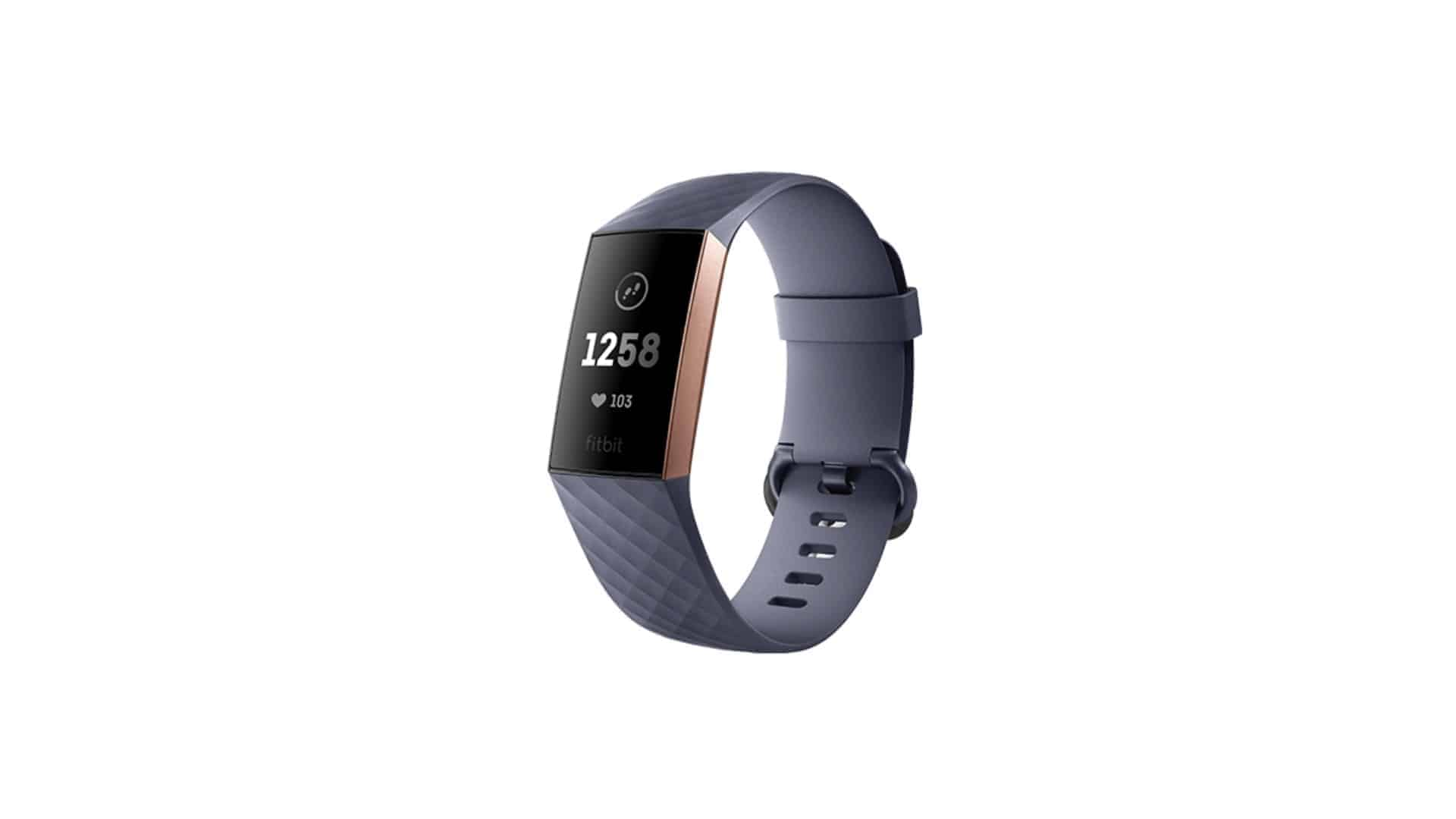 FitBit Heart Rate Monitor