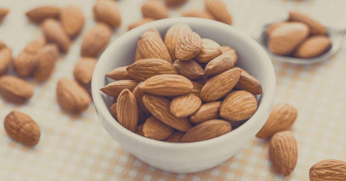 Almonds Plant Based Protein Vegan Protein