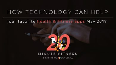 Photo of Our Favorite Health & Fitness Apps – May