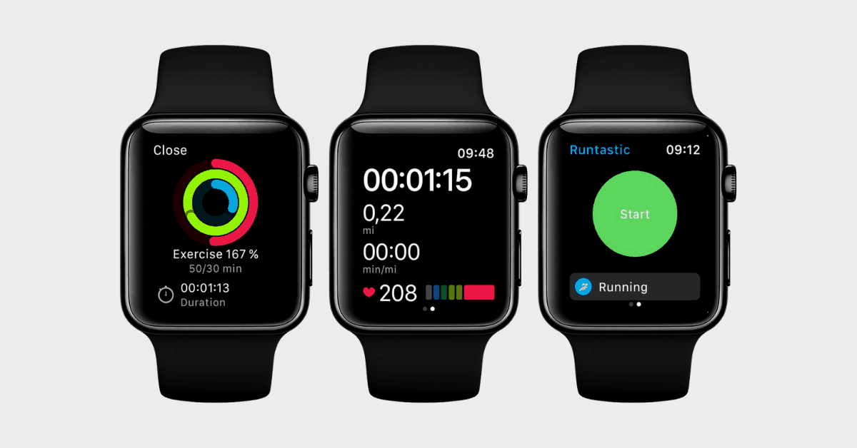 Runtastic Best HIIT App Apple Watch