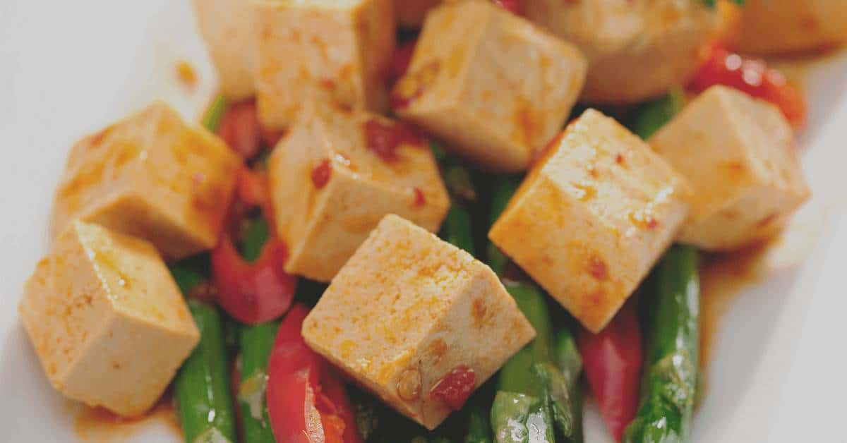 Tofu Plant Based Protein Vegan Protein