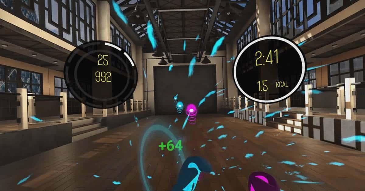 VR Training Box VR