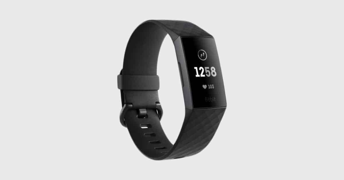 FitBit Durable SmartWatch