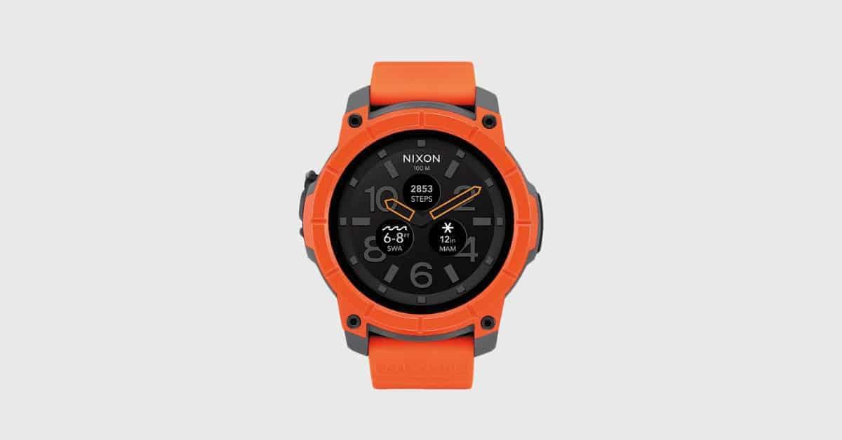 Nixion Durable SmartWatch
