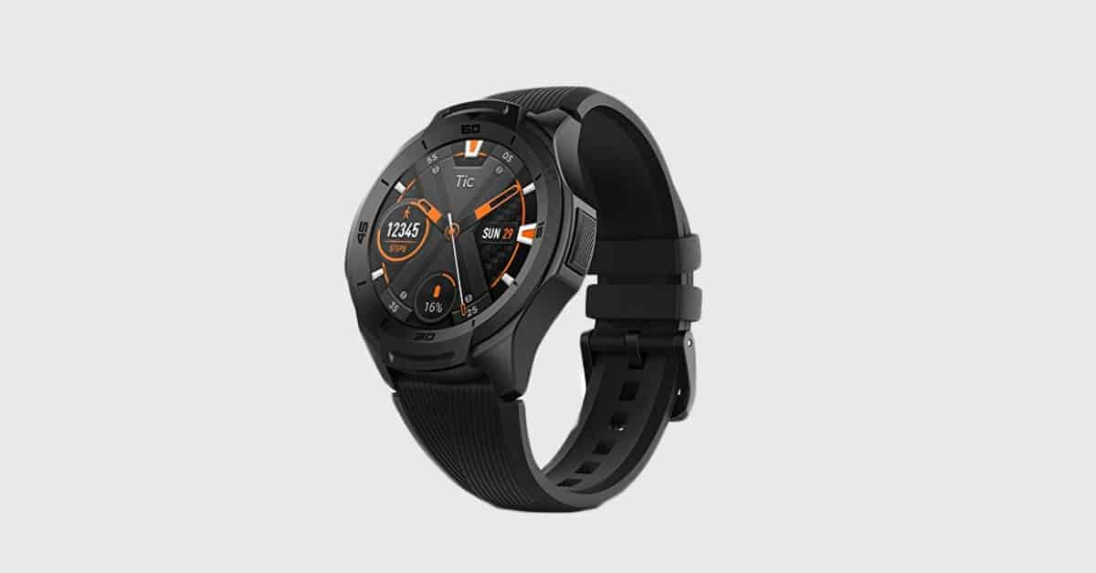 TicWatch Durable SmartWatch