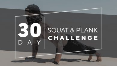 Photo of 30-Day Squat & Plank Challenge