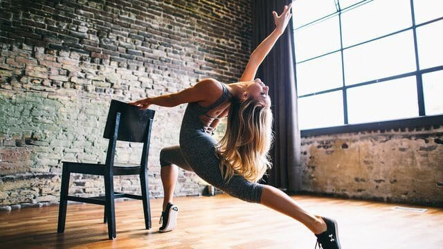 Alo Moves Barre Workout