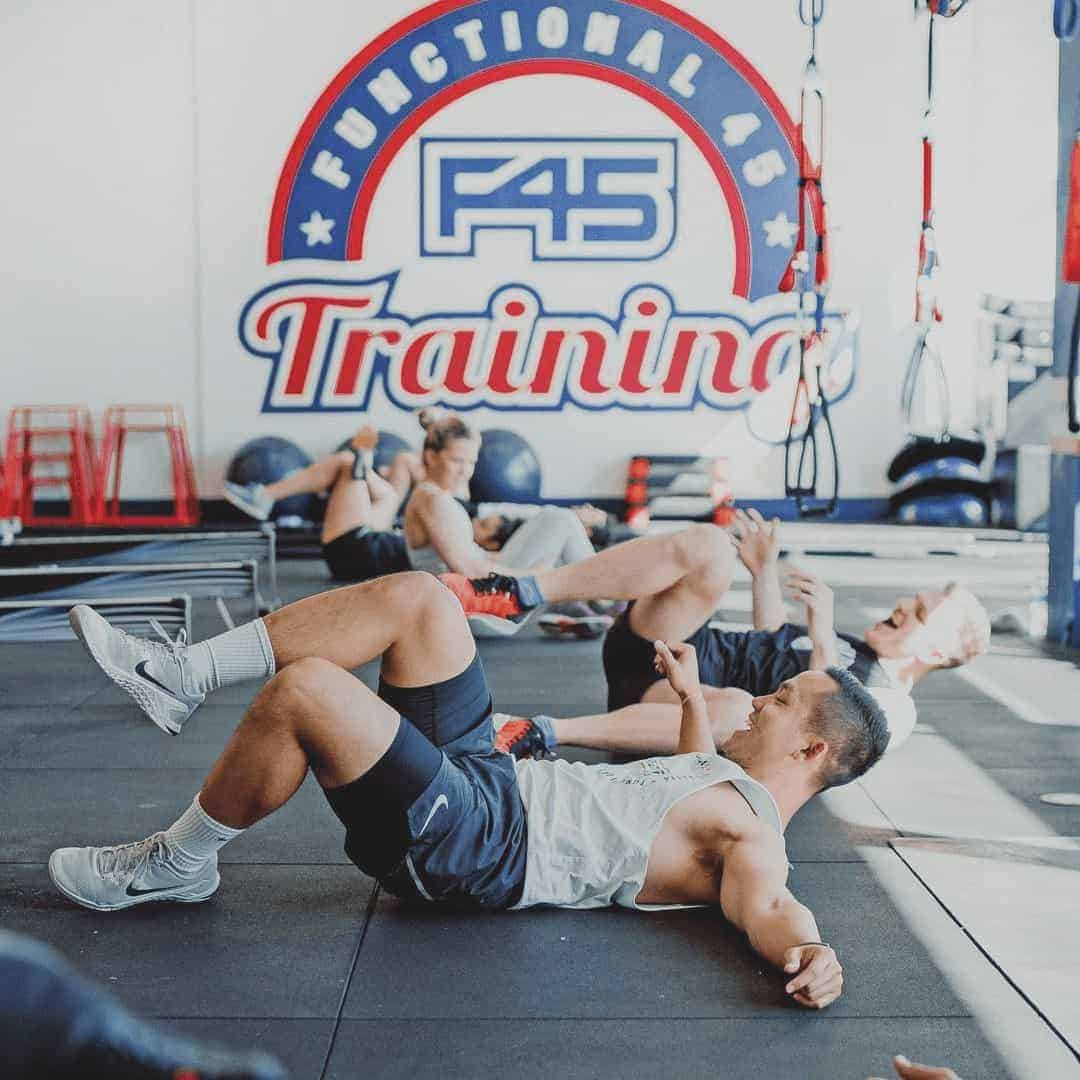 F45 2019 Workout Trend