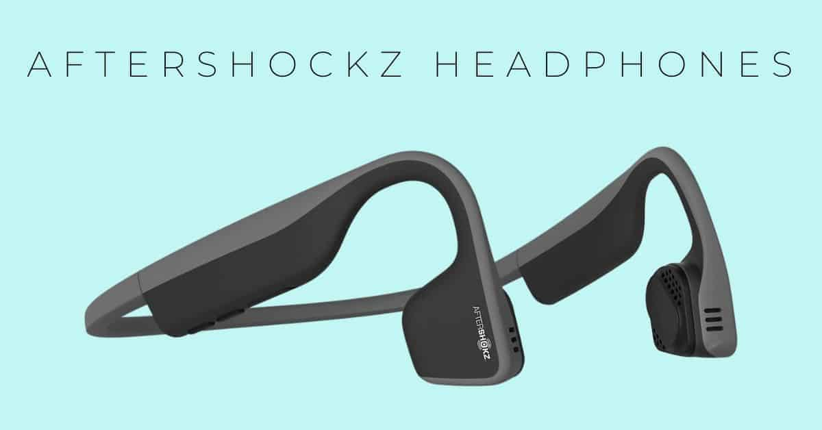 Daily Fitness Gadgets AfterShockz Everyday Fit Tech
