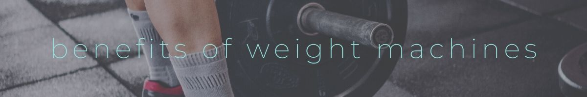 Benefits of Weight Machines, Free Weights Versus Weight Machines