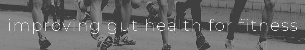 gut health & athletic performance header