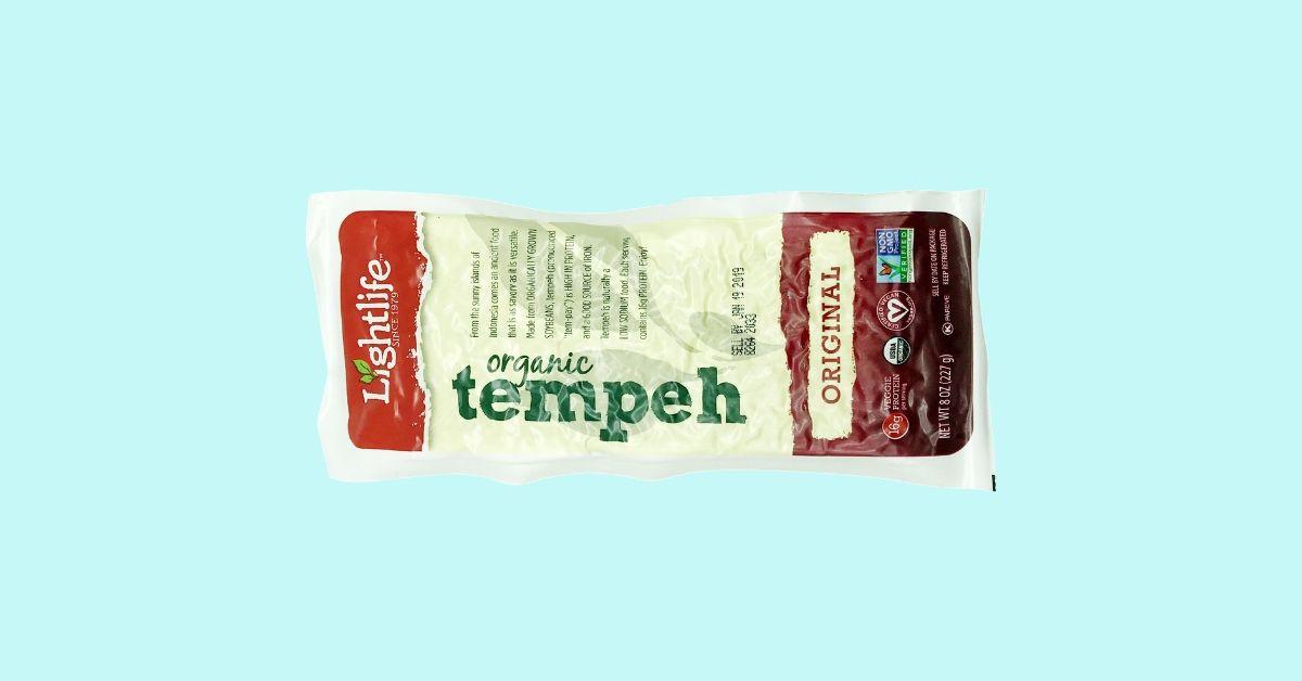 Tempeh Meat Vegan Alternative (1)