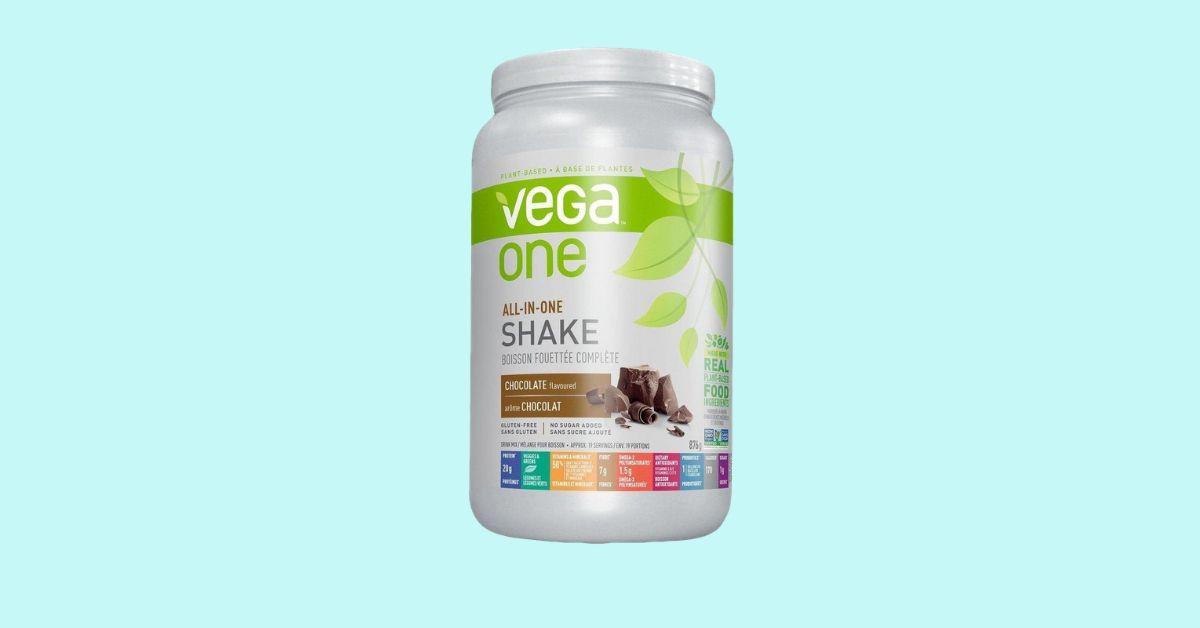 Vega Pea Protein Powder Vegan Alternative