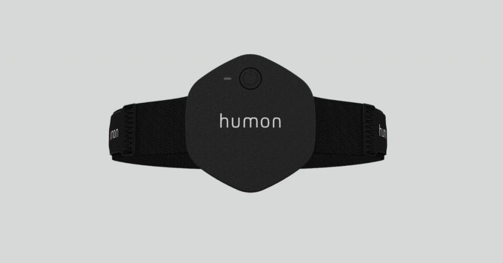 Humon Hex Muscle Oxygen Sensor Fitness Gift Guide 2019
