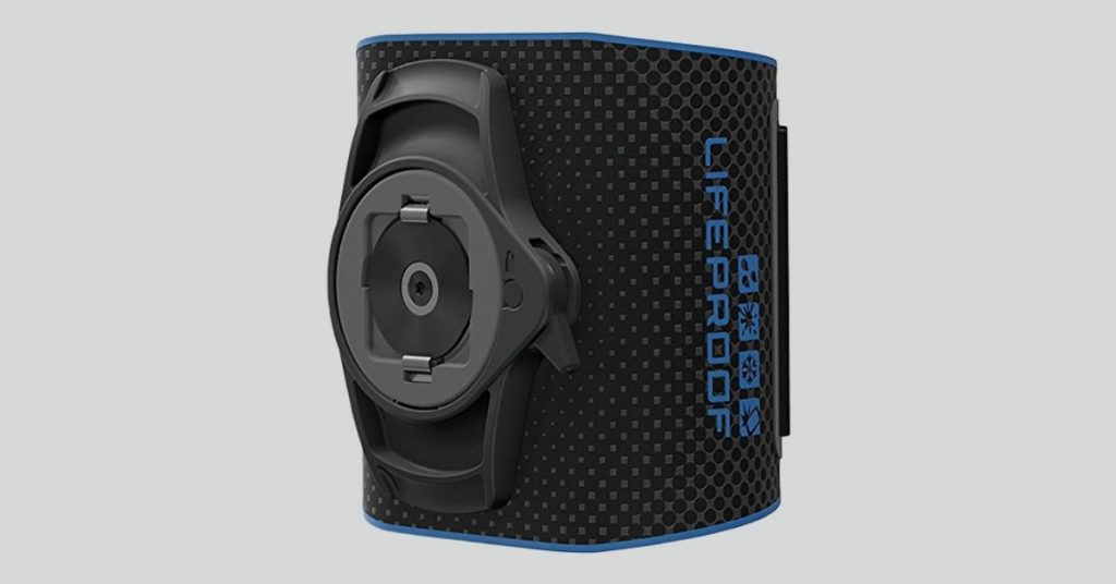 Lifeproof Armband With QuickMount Fitness Gift Guide 2019