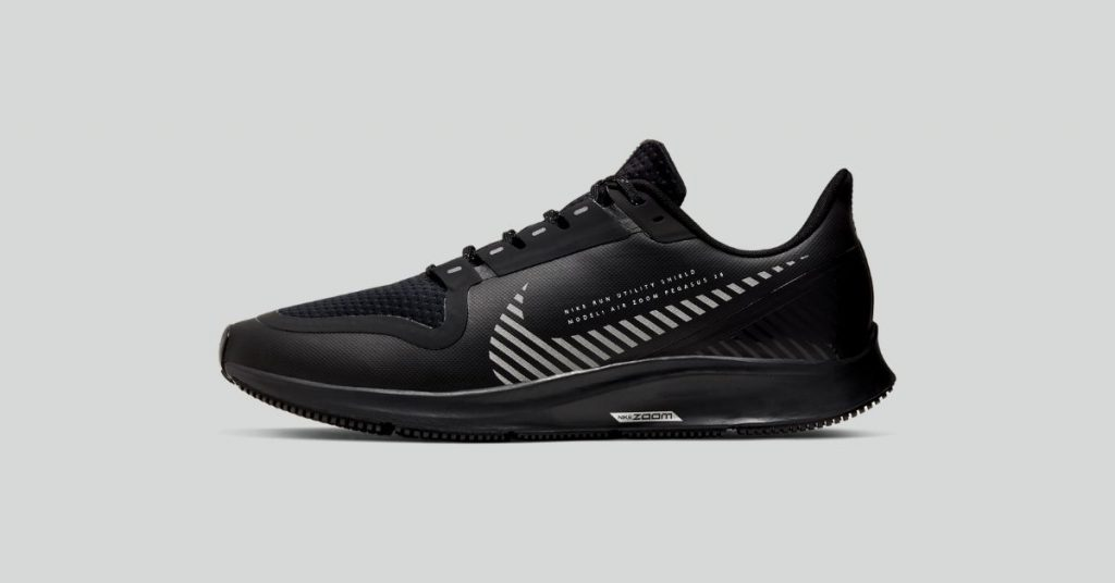 Nike Air Zoom Pegasus 35 Shield Fitness Gift Guide 2019