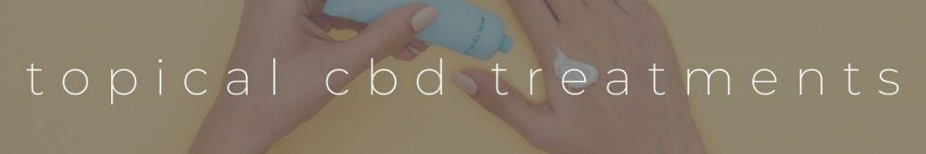 Topical CBD Creams Sports Recovery Header