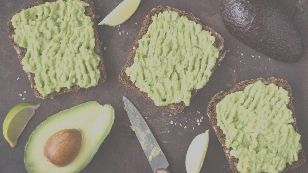Plant Based Avocado Toast