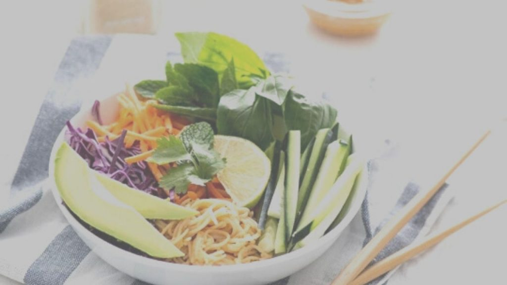 Plant Based Spring Roll Bowls