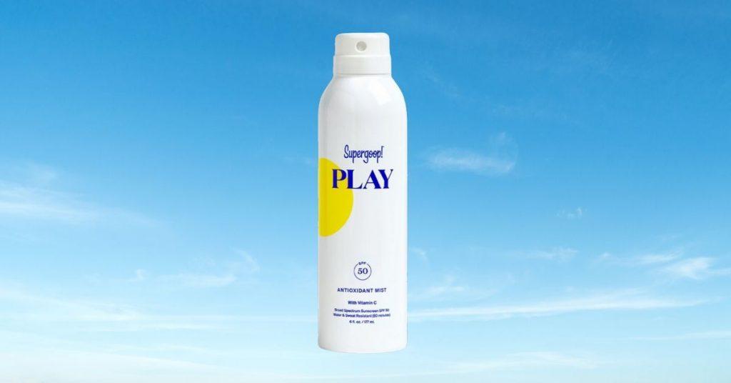 Supergoop Sports Sunscreen SPF 50