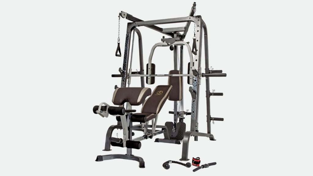 Marcy MD-9010G Home Gym Equipment Review