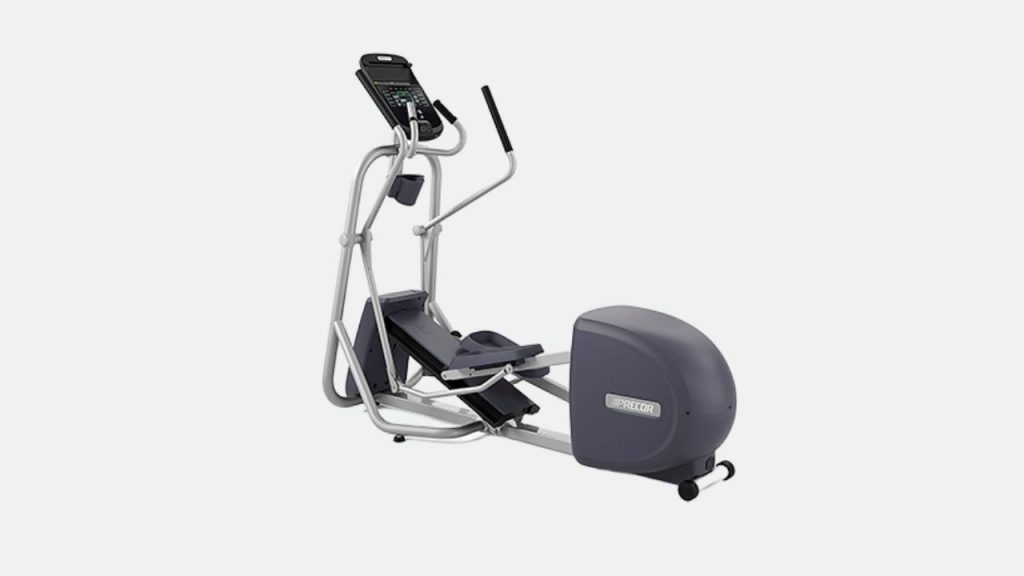 Precor EFX 222 Energy Series Elliptical Cross Trainer Home Gym Equipment Review