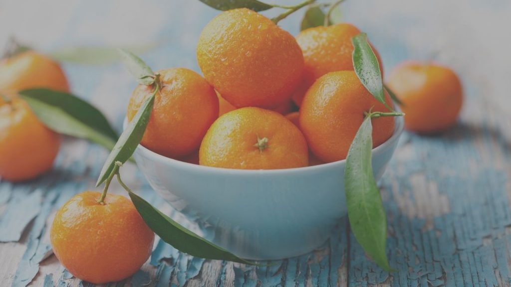 Tangerines Immune Boosting Food