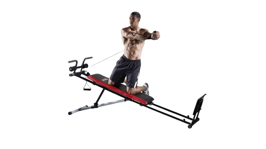 Weider Ultimate Body Work Home Gym Equipment Review
